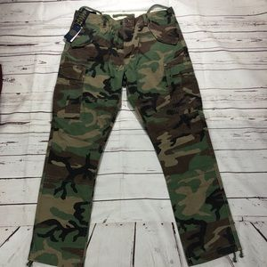 POLO RALPH LAUREN SLIM CARGO PANT SURPLUS CAMO
